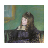 Portrait De Marie-Therese Gaillard Giclee Print by Mary Cassatt