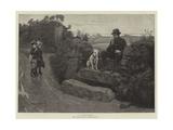 A Stranger Giclee Print by Norman Garstin