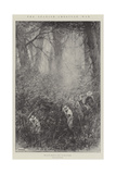 The Spanish-American War, the Rainy Season in Cuba, in the Country Giclee Print by Paul Frenzeny