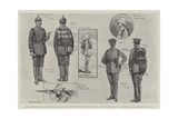 The Interchange of Ideas on Military Uniform Between the Emperor William II and King Edward Vii Giclee Print by Ralph Cleaver