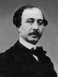 Portrait of Lucien Anatole Prevost-Paradol Photographic Print by Pierre Petit