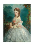 Mrs Henry Butterfield, 1864 Giclee Print by Norbert Schroedl