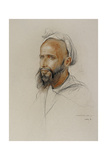 Portrait of an Arab, 1934 Giclee Print by Philip Alexius De Laszlo