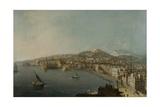 Naples Giclee Print by Pietro Antoniani
