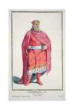 Ferdinand of Castile Y Leon (1217-52) from 'Receuil Des Estampes Giclee Print by Pierre Duflos