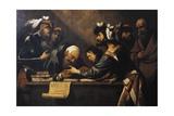 The Fortune Teller Giclee Print by Pietro Della Vecchia