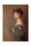 The Countess Greffulhe (1859-1922) 1909 Giclee Print by Philip Alexius De Laszlo