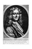 Jean Desmarets De Saint-Sorlin Giclee Print by Pierre Lombard