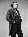 Portrait of Ernest Picard Photographic Print by Pierre Petit