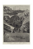 Our Fishing Industries, Drift-Net Fishing for Pilchards Off Cornwall Giclee Print by Percy Robert Craft