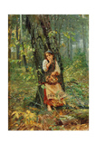 Deep in the Forest Giclee Print by Nikolai K. Bodarevski