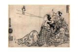 Tekkai Sennin Giclee Print by Okumura Masanobu