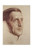 Admiral Sir William Goodenough (1867-1945) 1904 Giclee Print by Philip Alexius De Laszlo
