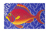 The Goldfish Giclee Print by Peter Szumowski