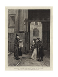 Reduced Three Per Cents, Bank of England Giclee Print by Philip Hermogenes Calderon