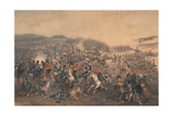 Battle of Balaklava, 1854-55 Giclee Print by Orlando Norie