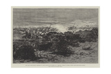 The War in the Soudan Giclee Print by Melton Prior