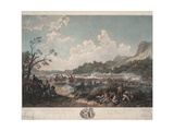 Battle of Maida, 4th July 1806, 1810 Giclee Print by Philippe De Loutherbourg