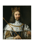 Vincent Voiture as St. Louis, C.1640-48 Giclee Print by Philippe De Champaigne