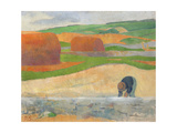 Seaweed Gatherer, 1890 Giclee Print by Paul Serusier