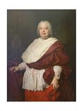 Portrait of Cardinal Silvio Valenti Gonzaga, C.1745 Giclee Print by Pierre Subleyras