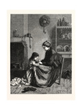 The Prayer Giclee Print by Pierre Edouard Frere