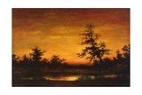 Twilight, 1898 Giclee Print by Ralph Albert Blakelock