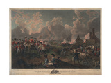 Grand Attack on Valenciennes Giclee Print by Philippe De Loutherbourg