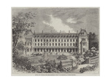 Hotel and Hydropathic Establishment About to Be Erected at Upper Norwood Giclee Print by R. Dudley