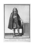 Claude Le Peletier Giclee Print by Nicolas Bonnart