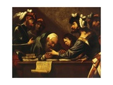 The Fortune Teller Giclée-Druck von Pietro Della Vecchia