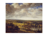 An Extensive Landscape, 1666 Giclee Print by Phillips de Koninck