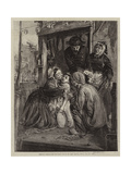 French Peasants Finding their Stolen Child Giclee Print by Philip Hermogenes Calderon