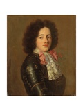 Portrait of Louis De Bourbon, Comte Vermandois Giclee Print by Pierre Mignard