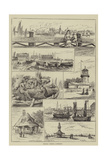 Holiday Resorts, Lowestoft Giclee Print by Percy Robert Craft