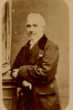 François-Anselme Jaumes, 1860 Giclee Print by Pierre Petit
