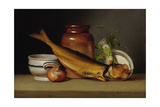Still Life Giclee Print by Raphaelle Peale