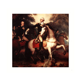 Washington before Yorktown, 1781 Giclee Print by Rembrandt Peale