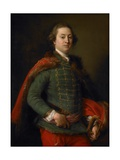 Portrait of John Woodyeare, 1750 Giclee Print by Pompeo Girolamo Batoni