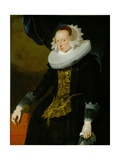 Portrait of a Woman, 1625-30 Giclee Print by Pieter Claesz Soutman