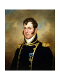 Oliver Hazard Perry (1785-1819), C.1813-14 Giclee Print by Rembrandt Peale