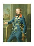 William Weddell (1736-92) C.1765 Giclée-tryk af Pompeo Girolamo Batoni