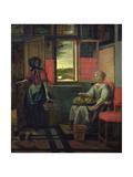 A Dutch Interior Giclee Print by Pieter de Hooch