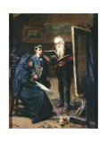 Henry Hetherington Emmerson, 1895 Giclee Print by Ralph Hedley