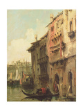 Venice Giclee Print by Richard Parkes Bonington
