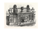 Sideboard, 1770, UK Giclee Print by Robert Adam
