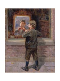 The Old Curiosity Shop, 1909 Giclee Print by Ralph Hedley