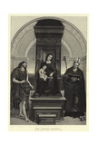 The Ansidei Madonna Giclee Print by  Raphael