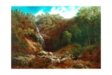 Landscape Giclee Print by Richard Redgrave