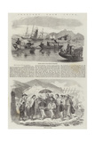 Sketches from China Giclee Print by Richard Principal Leitch